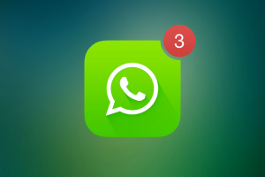 iPhone WhatsApp alerts