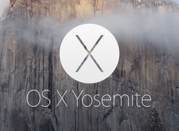Max OS X Yosemite